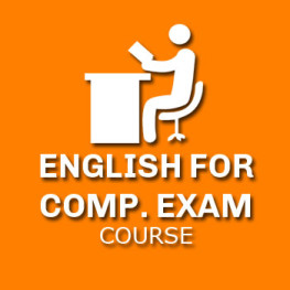 English for Competitive Exams Course in Delhi
