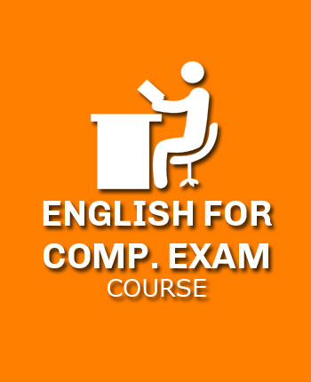 English for Competitive Exams Online