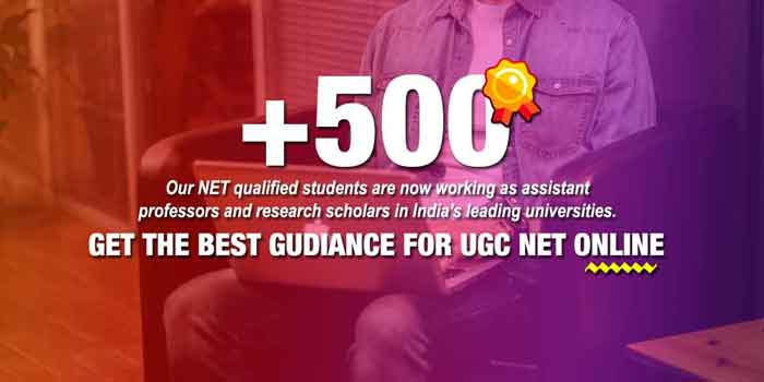 NTA UGC NET English Literature
