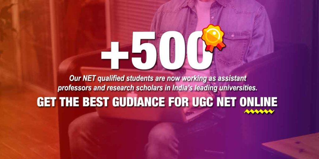 UGC NET Online Classes