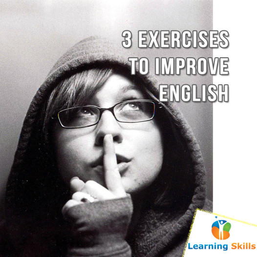 3 Exercises To Improve Your Communication in English