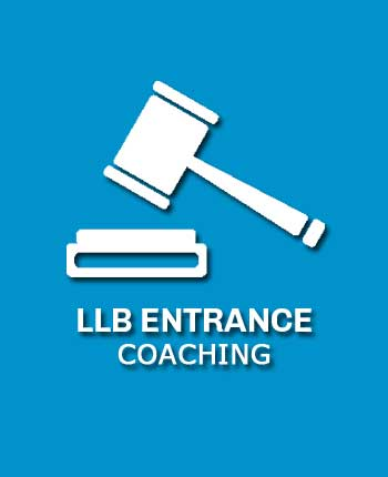 LAW Entrance Coaching