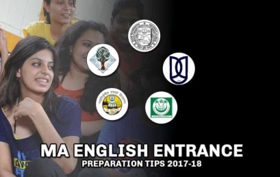 How to Prepare for MA English Entrance Exam? – DU and JNU