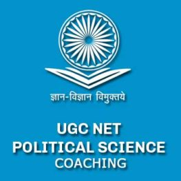 UGC NET Political Science Coaching