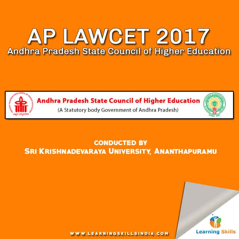 AP LAWCET 2017 – Notification, Eligibility, Syllabus, and Important Dates