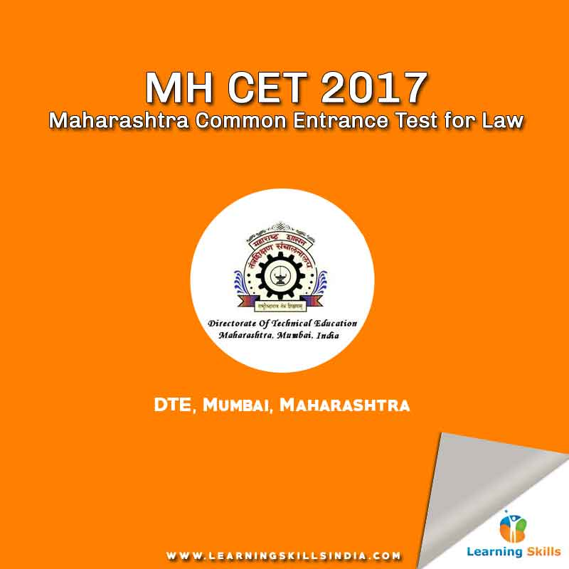 Maharashtra Law MAH CET 2017 Notification – Important Dates, Eligibility, Syllabus and More