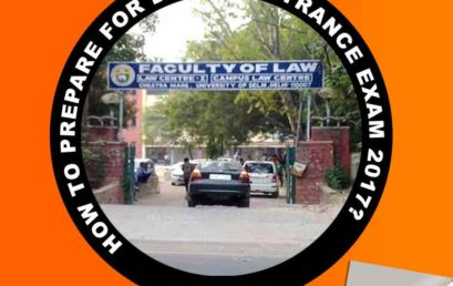 How to Prepare for DU LLB Entrance Exam?