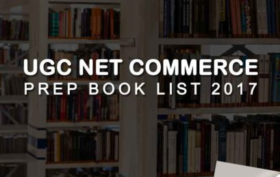 The Ultimate UGC NET Commerce Book List for Preparations