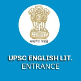 UPSC Mains English Literature Coaching