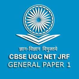 UGC NET Paper 1 Online Classes