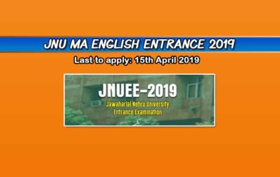 JNU MA English Entrance 2019 – Syllabus, Dates, Application, and More