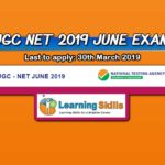 UGC NET 2019 Notification – You need to read this before you apply!