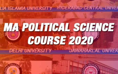 MA Political Science Course – Eligibility, Top Colleges, Entrance and More
