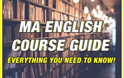 MA English – Top Universities, Admission, Entrance and More